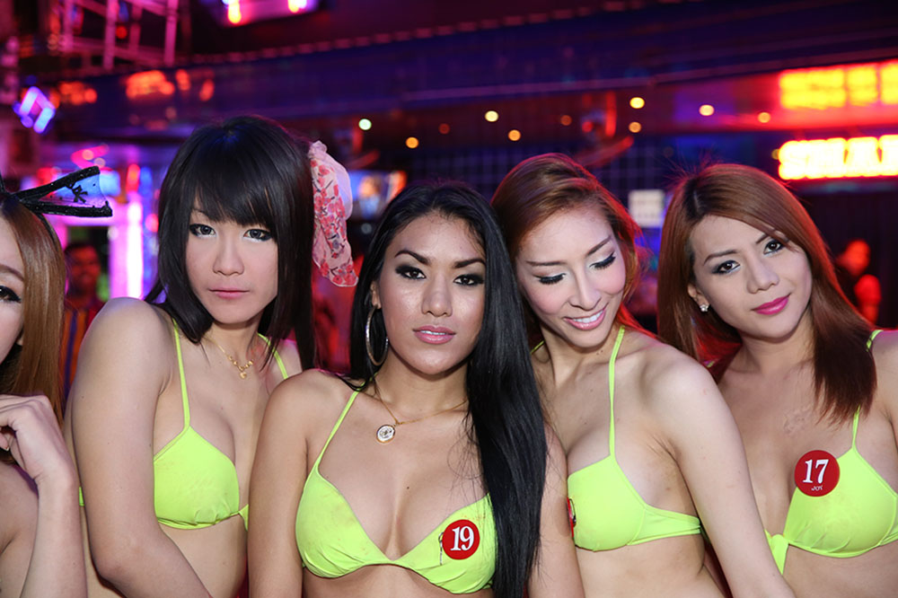 Bangkok girls naked
