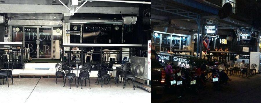 Chrome BJ Bar in Bangkok