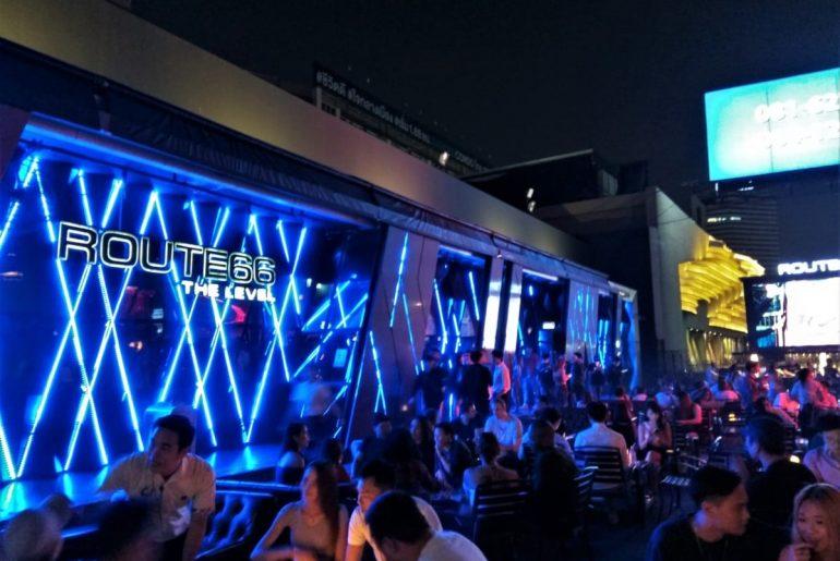 Royal City Avenue Bangkok