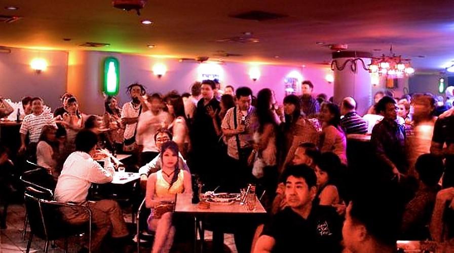 Inside Thermae Cafe Bangkok
