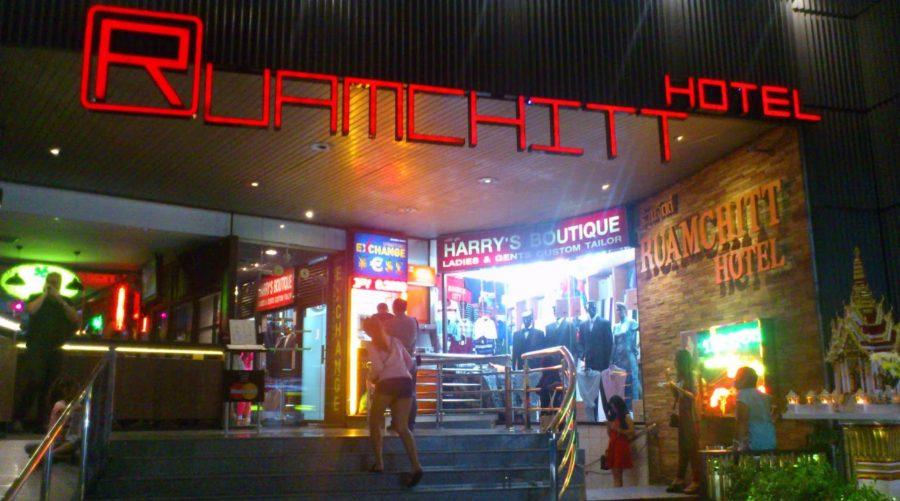 Ruamchitt Hotel Bangkok