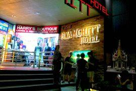 Thermae Bar and Cafe in Bangkok