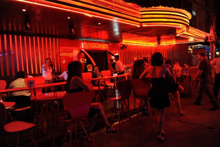 Voodo Bar Bangkok