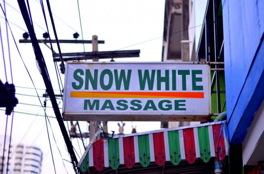 Snow White Massage Parlour Bangkok