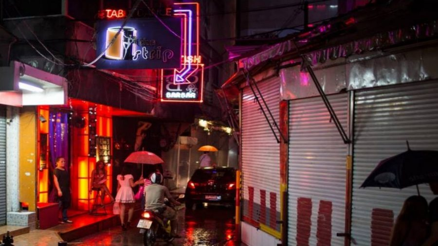 Black Pagoda GoGo Bar Patpong Bangkok