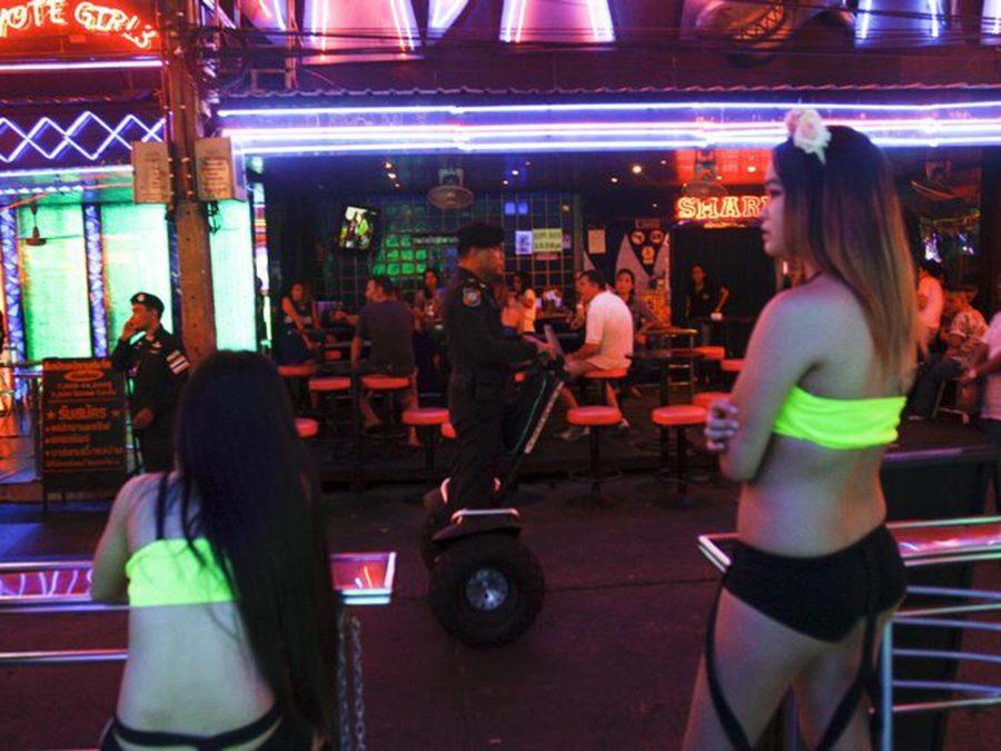 Club XXX GoGo Bar Patpong Bangkok
