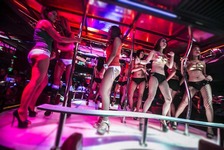 Patpong Bangkok Bars