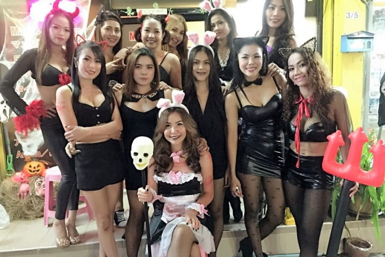 Tulip Massage Parlour in Bangkok