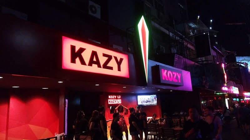 Kazy Kozy in Bangkok
