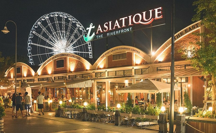 Asiatique Nightlife in Bangkok
