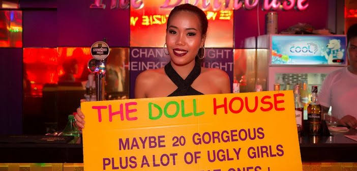 Dollhouse Gogo Bar Bangkok