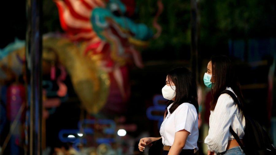 Coronavirus Bangkok Scare