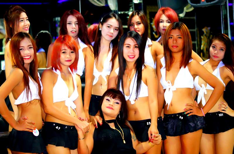 GoGo Bar Girls in Bangkok