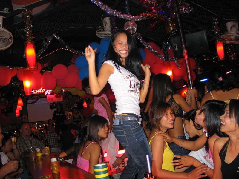 Bar Girls Love Shots
