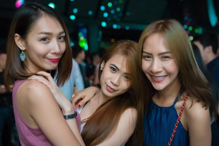 Thai Bar Girls in Bangkok