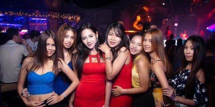Freelancer Ladyboys in Bangkok