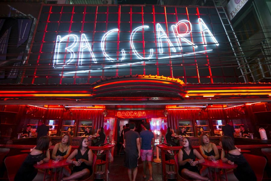 Baccara GoGo Bar in Soi Cowboy