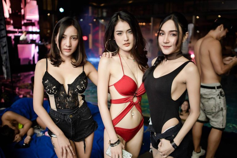 Bangkok Red Light District Bachelor Parties