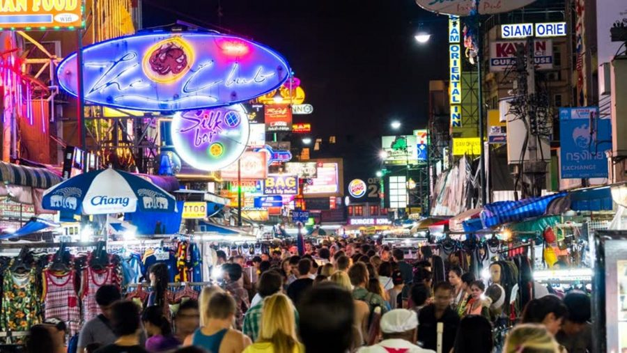 Khao San Road Bangkok should be the Party Capital of the World