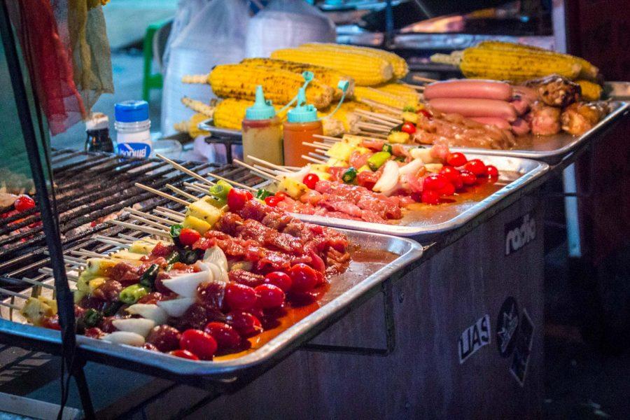 Street Food in Bangkok is Amazing
