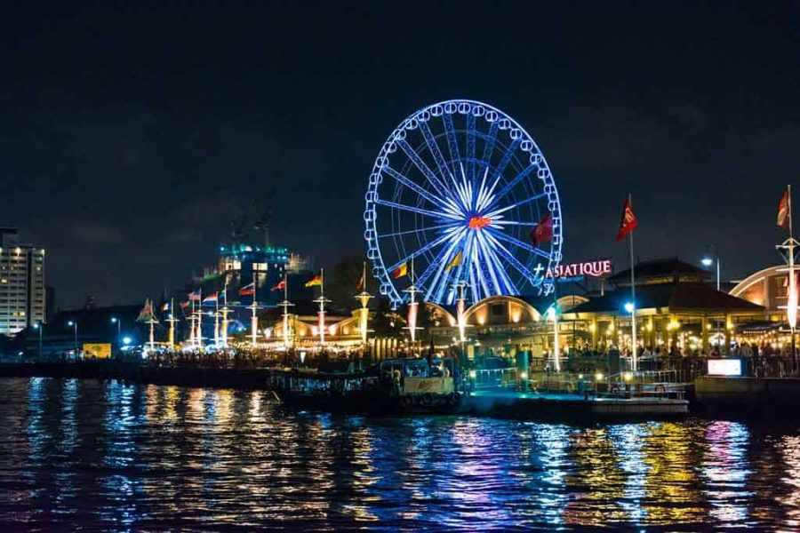 Asiatique Riverfront Night Market