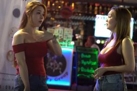 Bar Girls in Bangkok