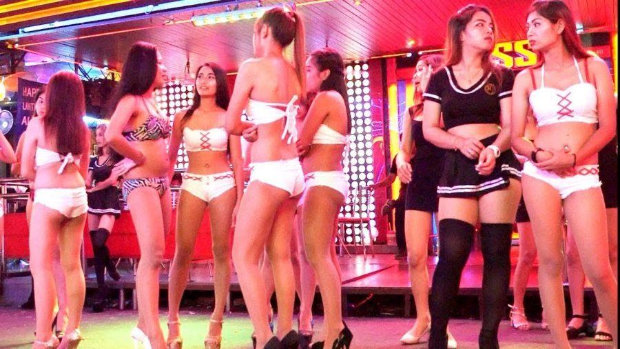 Bar Girls in Bangkok