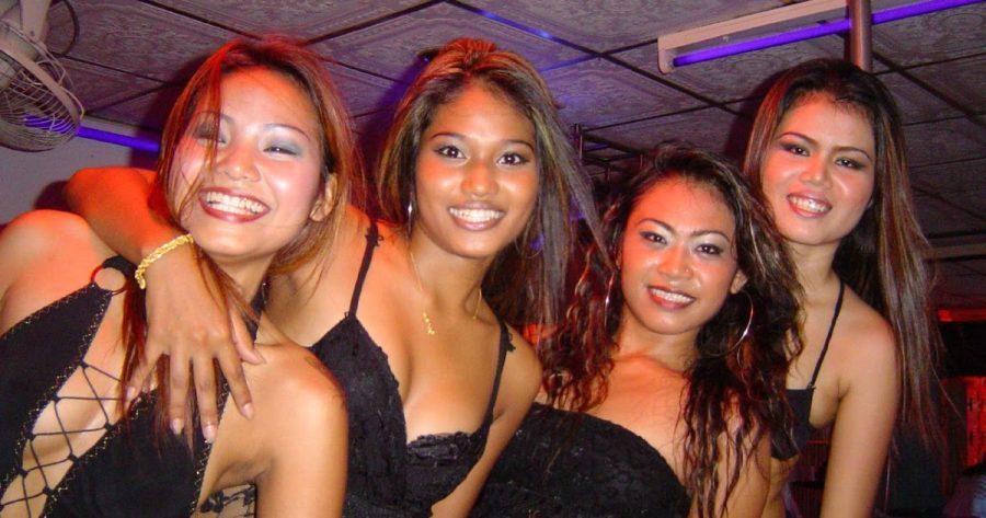Hot Bangkok Girls in Bars
