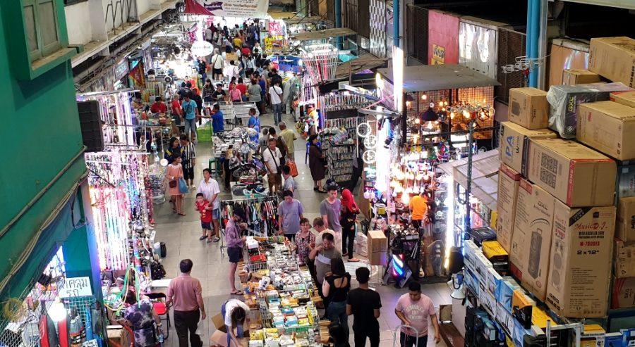 Khlong Thom Night Markets In Bangkok