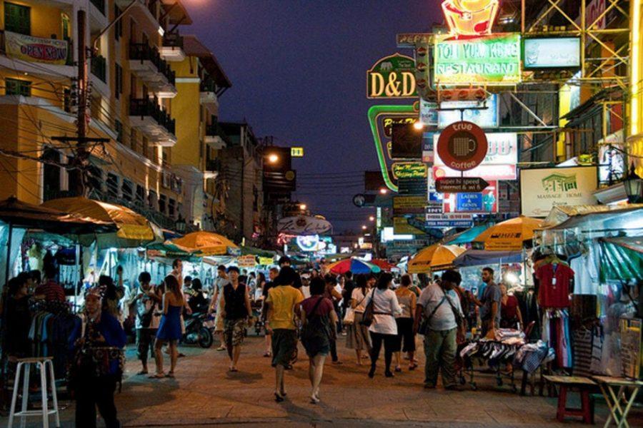 Khao San Road Night Market