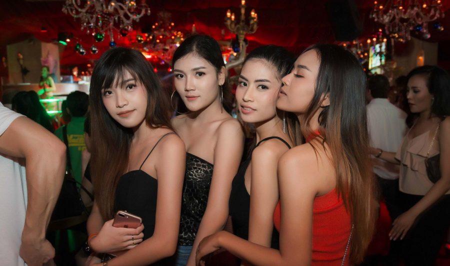Girl in Pattaya