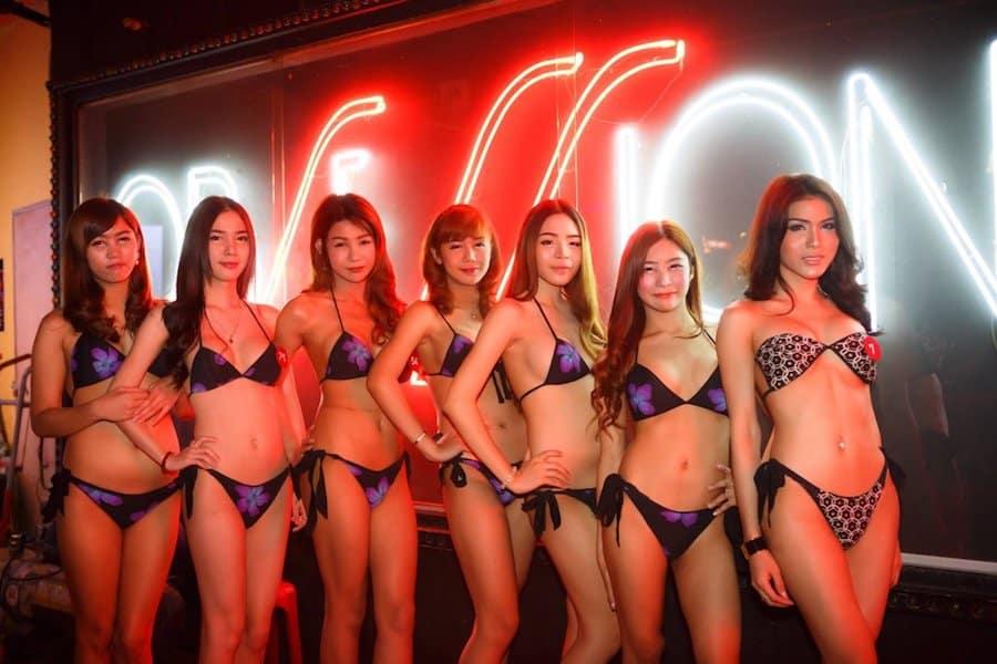 Ladyboy Massage in Bangkok
