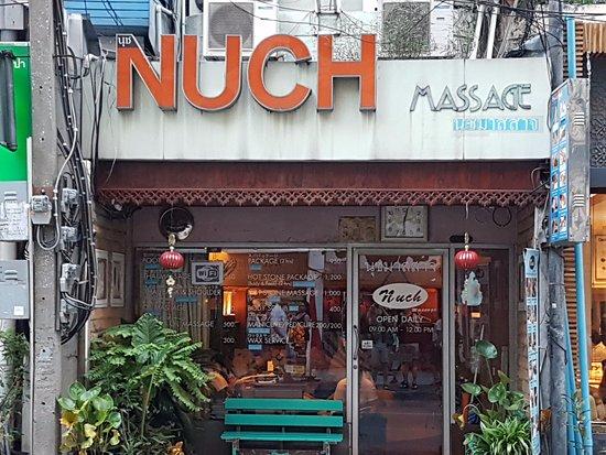 Nuch Massage Parlor Bangkok