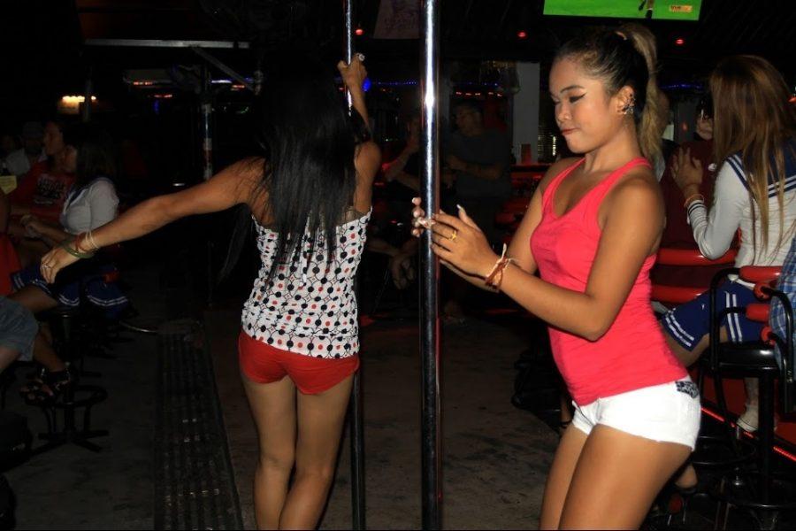Pole Dancer GoGo Bar Girls