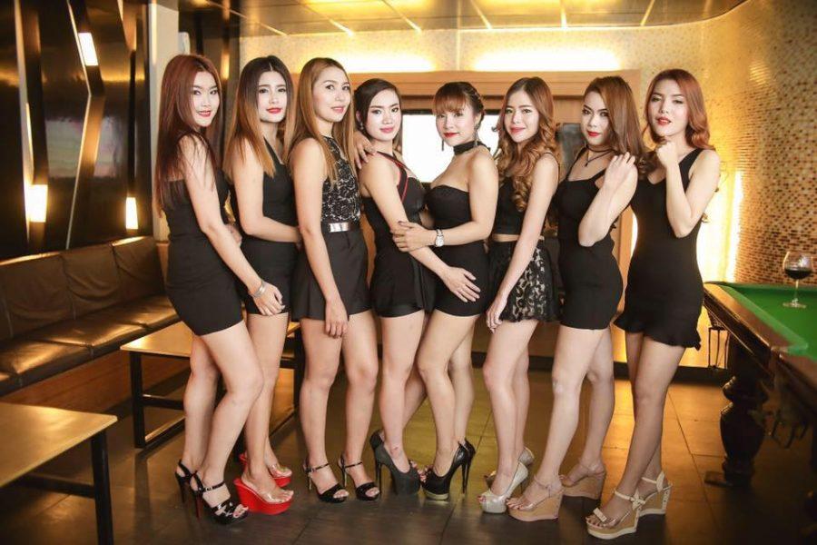 Bangkok Massage Girls