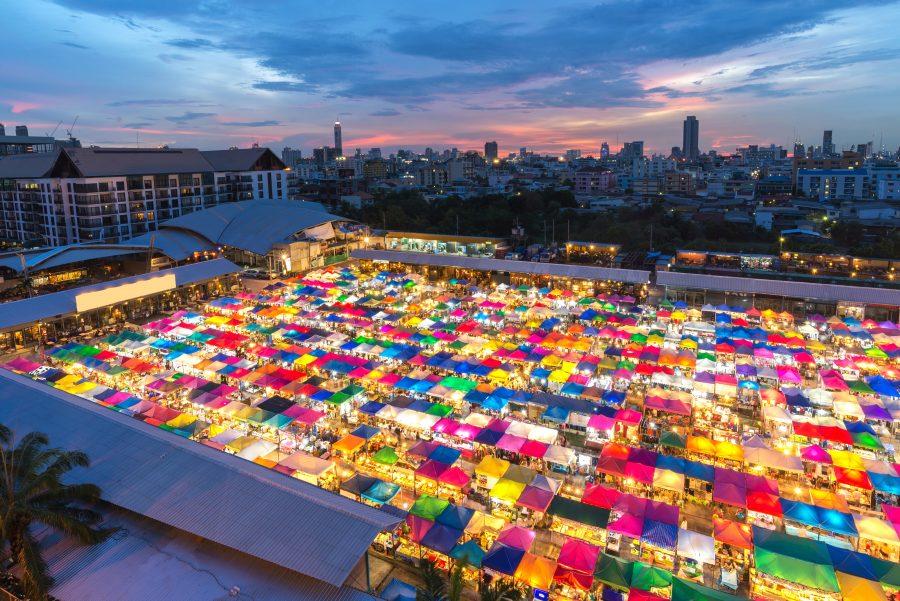 What to do at Chatuchak Market in Bangkok