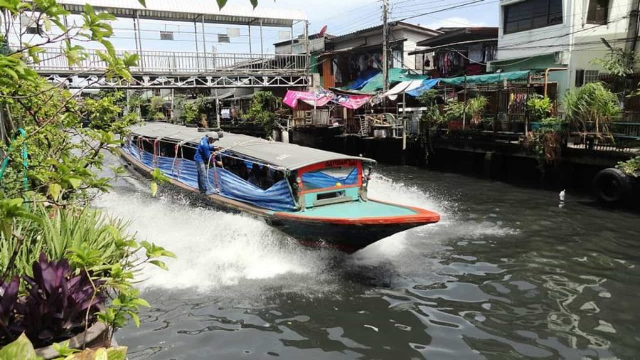 Water Taxis in Bangkok