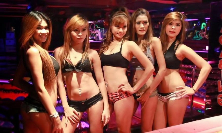 Bar Girls in Nana Plaza