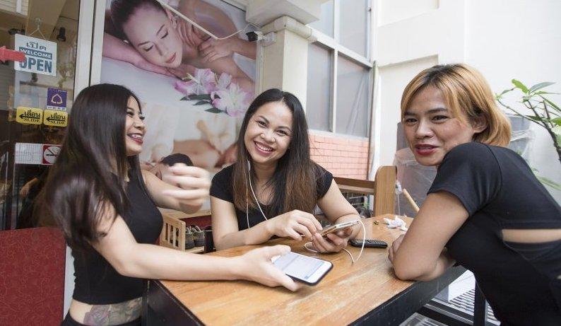 Analisa Massage Bangkok