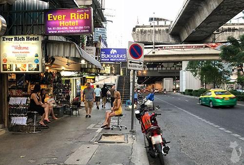 Massage in Bangkok Sukhumvit